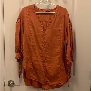 Anthropologie Tunic Top